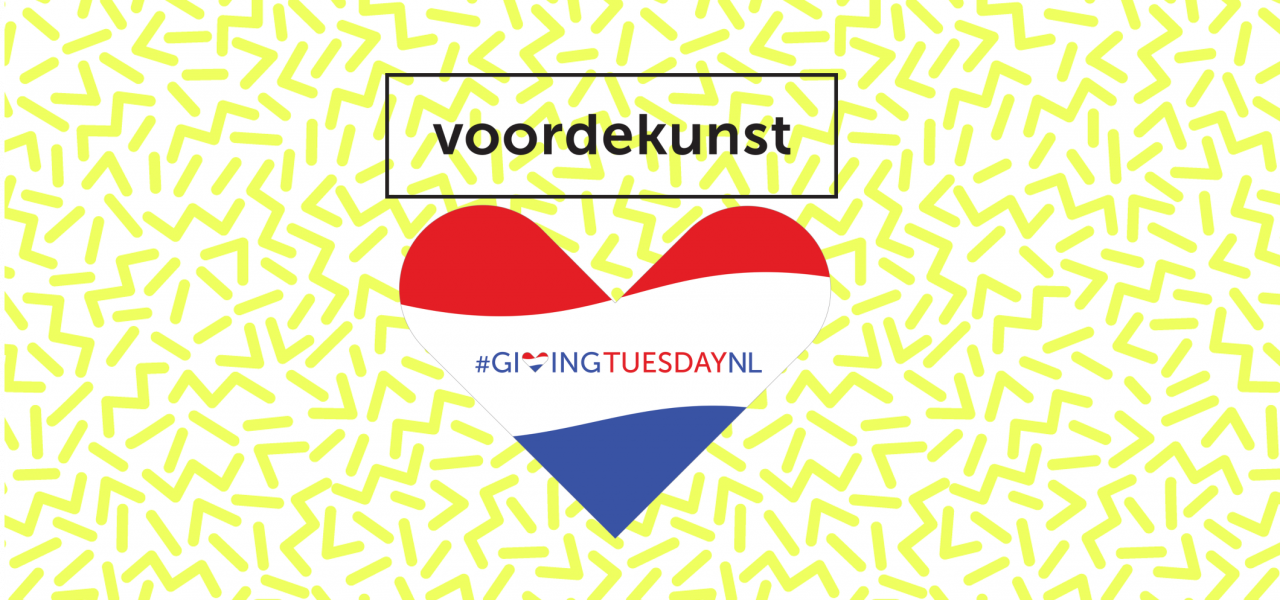 3 december 2019 is het Giving Tuesday: Doe mee!