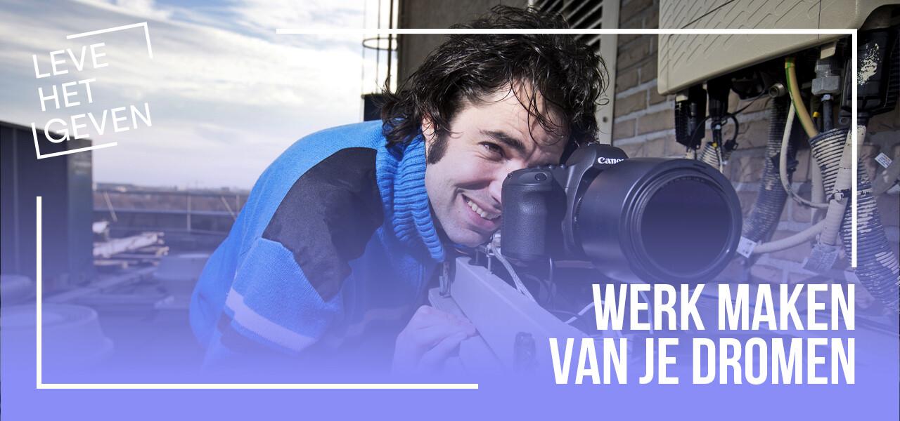 Werk maken van je dromen: Bruno van den Elshout in gesprek met makers op voordekunst