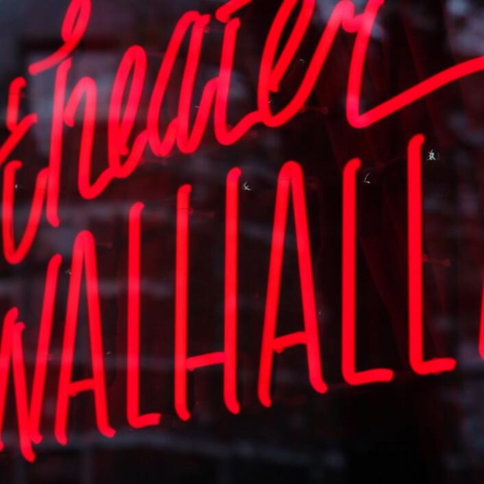 Voordekunst kiest: Gun Walhalla een retegoede tribune