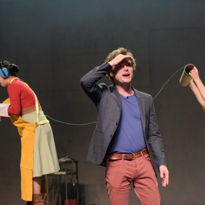 Amsterdam Fringe Festival 2018 op voordekunst