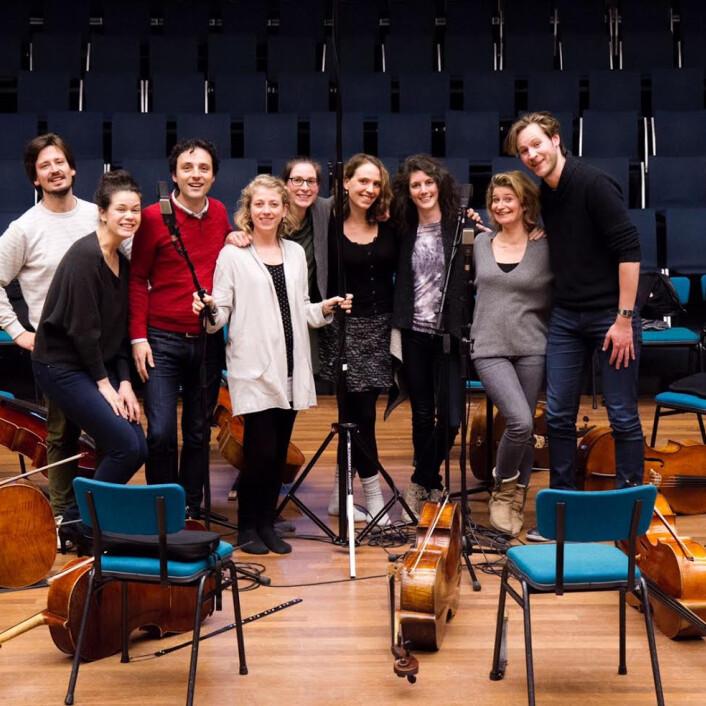 Voordekunst kiest: Arvo Pärt & Cello8ctet