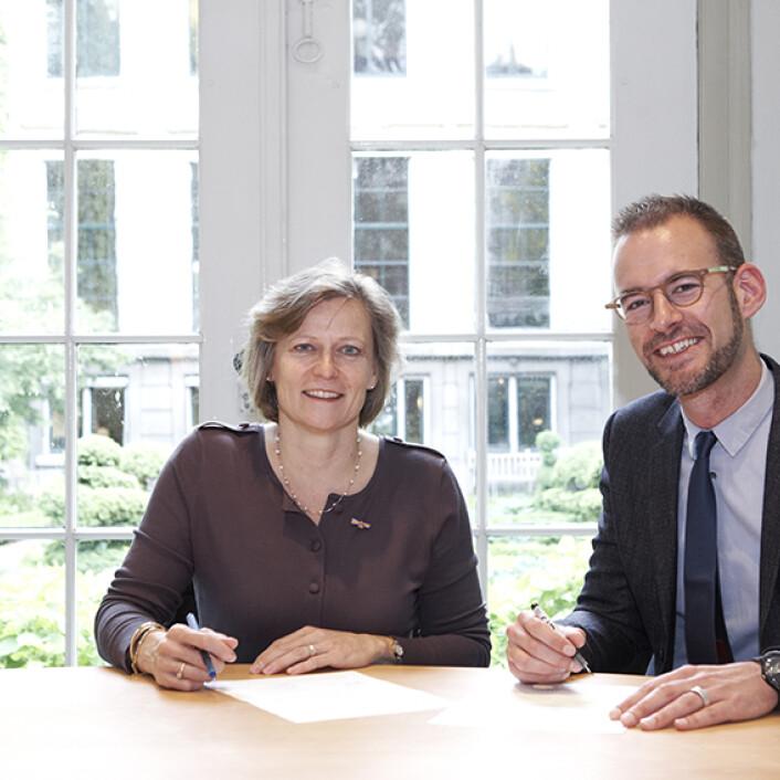 Start samenwerking Prins Bernhard Cultuurfonds en voordekunst
