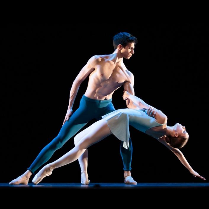 Crowdfunding voor jonge dansers Melissa en Giovanni