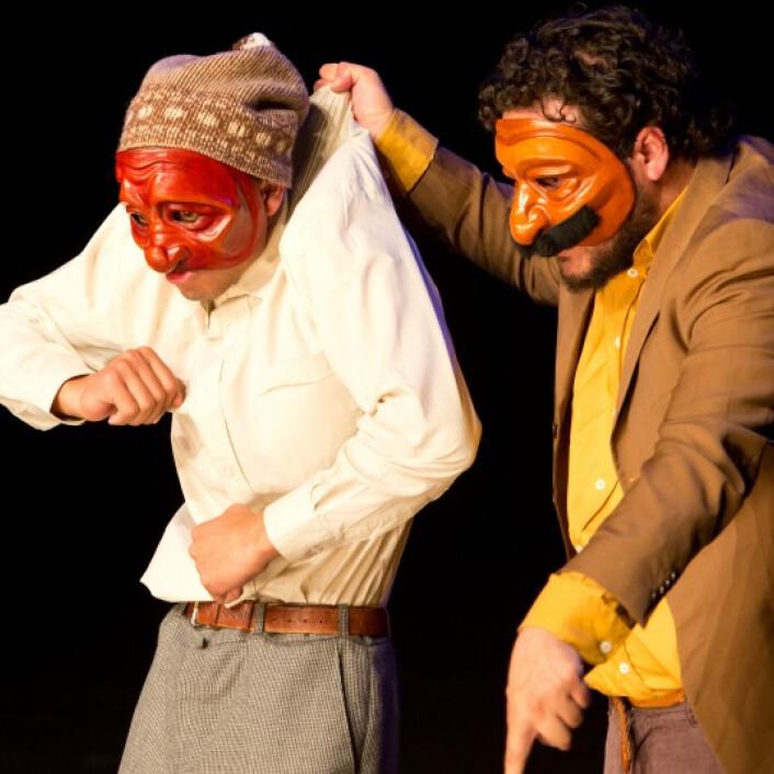 Voordekunst kiest: Theatre Hotel Courage