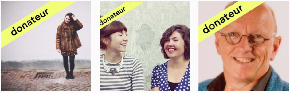 Donateur Crowdfunding